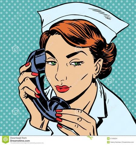 Mes d buts d 39 infirmi re - Dessin infirmiere humoristique ...